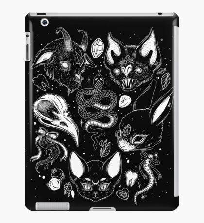 FAMILIAR SPIRITS iPad Case/Skin