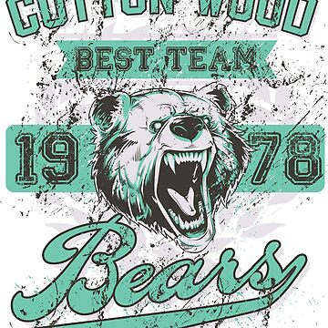 Cottonwood Bears by Verboten