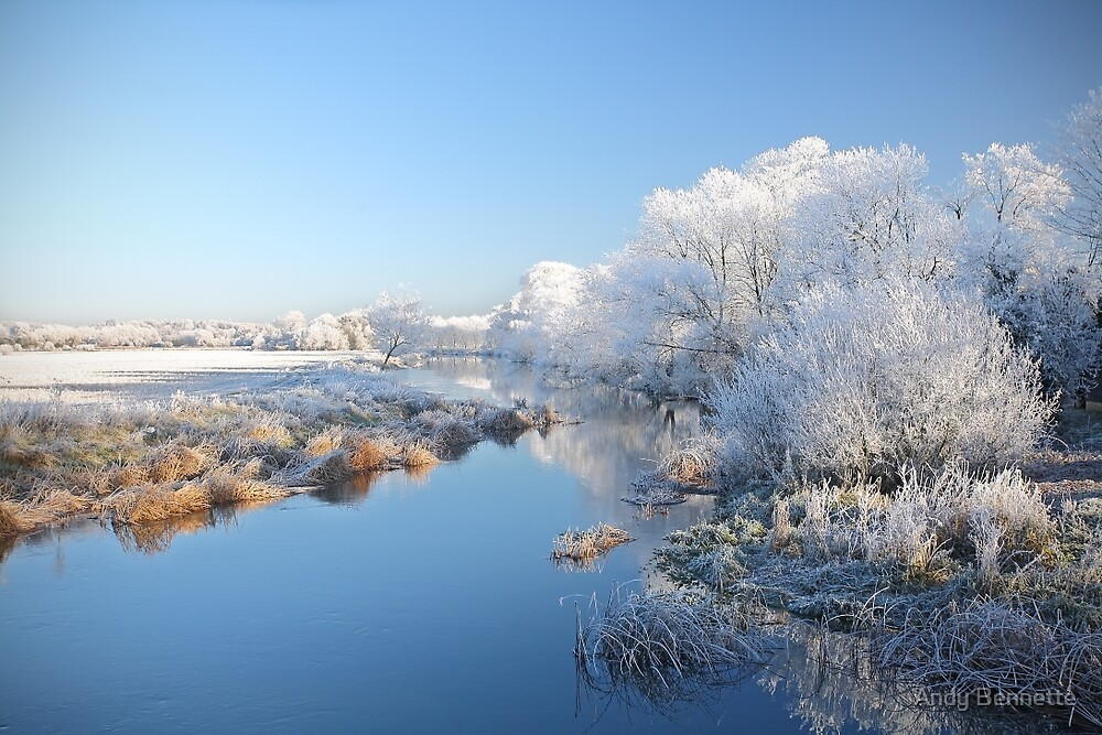 Felmersham Frost by Andy Bennette