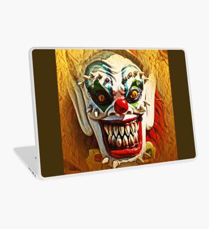 Das Gesicht des Bösen Laptop Folie
