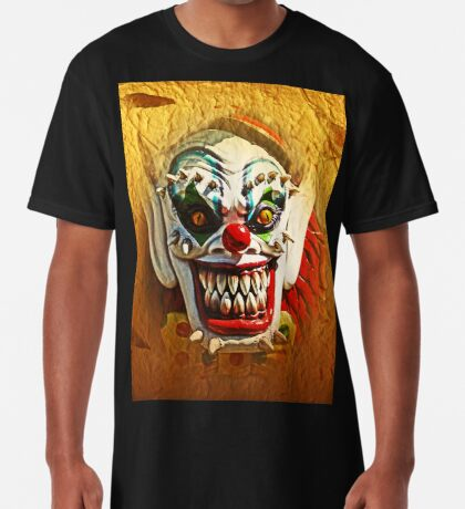 Das Gesicht des Bösen Longshirt