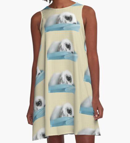 Baby Wabbit A-Linien Kleid