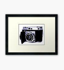 35MM CAMERA Framed Print