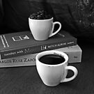 Books And Coffee  by Evita