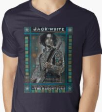 Jack White Men's V-Neck T-Shirt