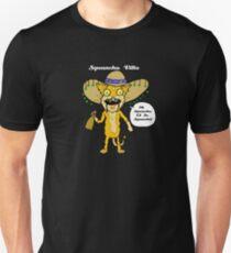 Squancho Villa- White lettering Unisex T-Shirt