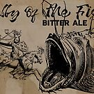 Belly of the Fish ~ Bitter Ale by WildRoots