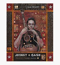 Johnny Photographic Print