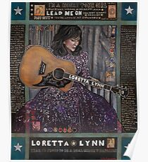 Loretta Lynn Poster