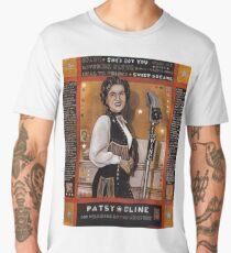 Patsy Cline Men's Premium T-Shirt