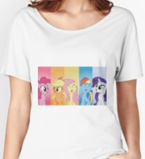 Happy Ponies Women's Relaxed Fit T-Shirt
