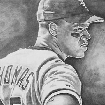 Frank Thomas by melissapeterson
