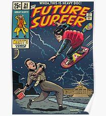 Future Surfer Poster