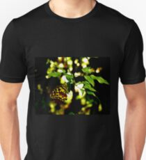 Papilio Demoleus Butterfly Unisex T-Shirt