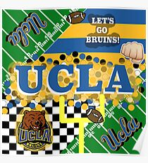 UCLA COLLAGE Poster
