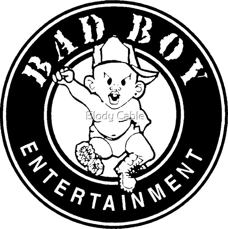 "bad boy logo"" stickerscjnd   redbubble"