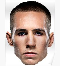 Rory MacDonald Poster