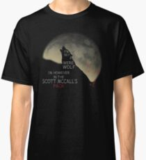 In the Scott McCall's pack Classic T-Shirt