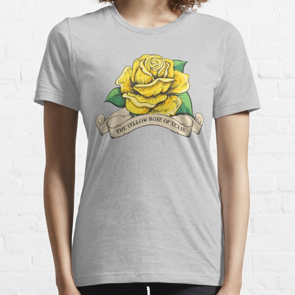 Yellow Rose of Texas Essential T-Shirt