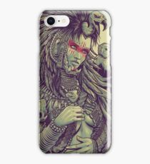 Vulture Queen iPhone Case/Skin