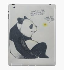 One day things will get better. iPad Case/Skin