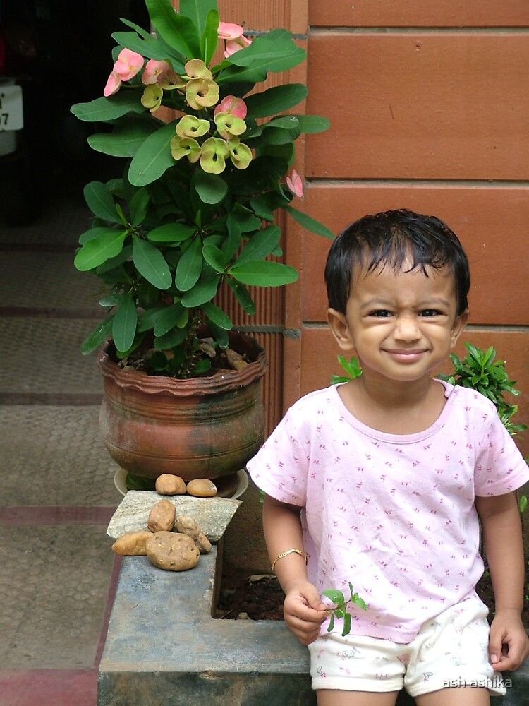 smile please! by ash ashika