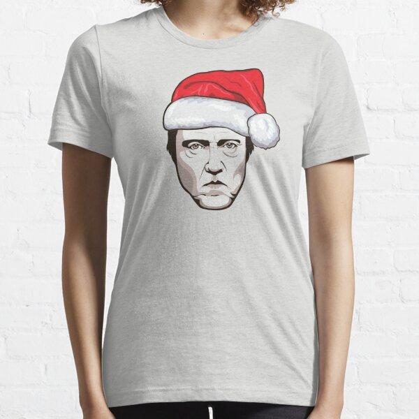 Christopher Walken - Christmas T-Shirt Essential T-Shirt