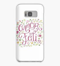 Amor Fati - Love of Fate Samsung Galaxy Case/Skin