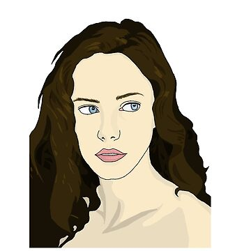 Kaya Scodelario Look by rinartistic