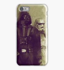Star wars - darth vader & stormtrooper iPhone Case/Skin