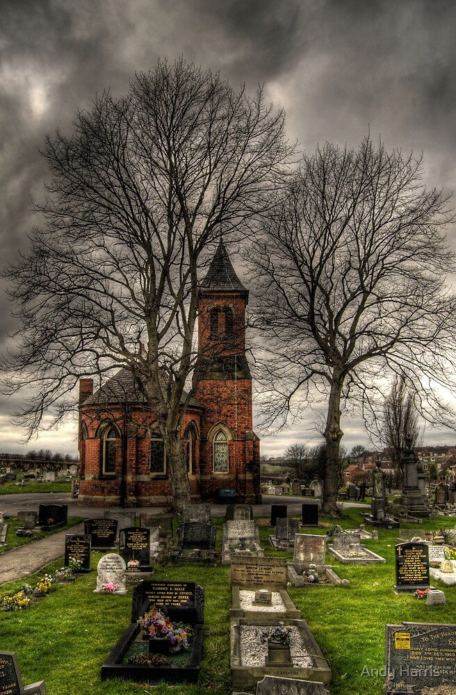 Church  by Andy Harris