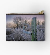 Cold Sunrise Studio Pouch