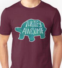 Turtley Awesome - Pun Unisex T-Shirt