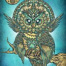 God owl of dream OFFICIAL  by jmlfreeman