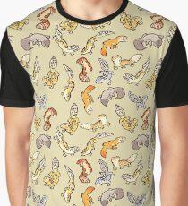 Camiseta gráfica gecko baby