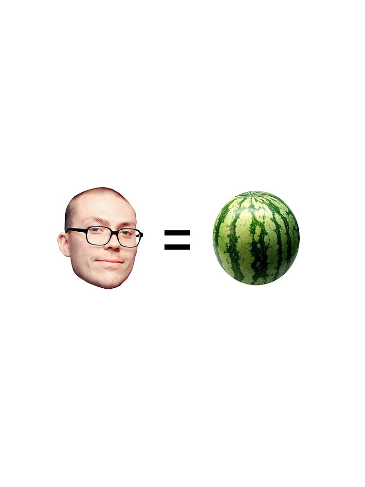 Anthony Fantano is a Melon by dagenmeem