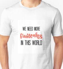JIMMY BUFFETT -FRUITCAKES Unisex T-Shirt