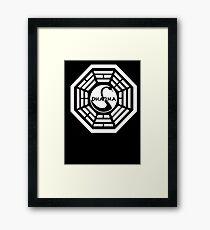 Dharma Initiative Framed Print