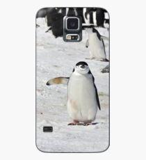 """Chinstrap Penguin  ~  """"Traffic Cop on Point Duty"""" Case/Skin for Samsung Galaxy"""
