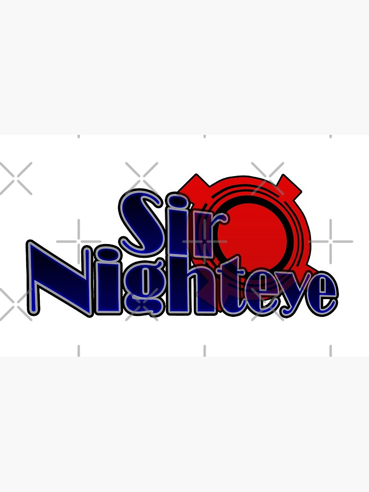 SIR NIGHTEYE Title by DoctorBadguy