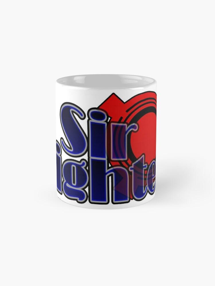 Alternate view of SIR NIGHTEYE Title Mugs