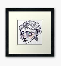Paradox Framed Print