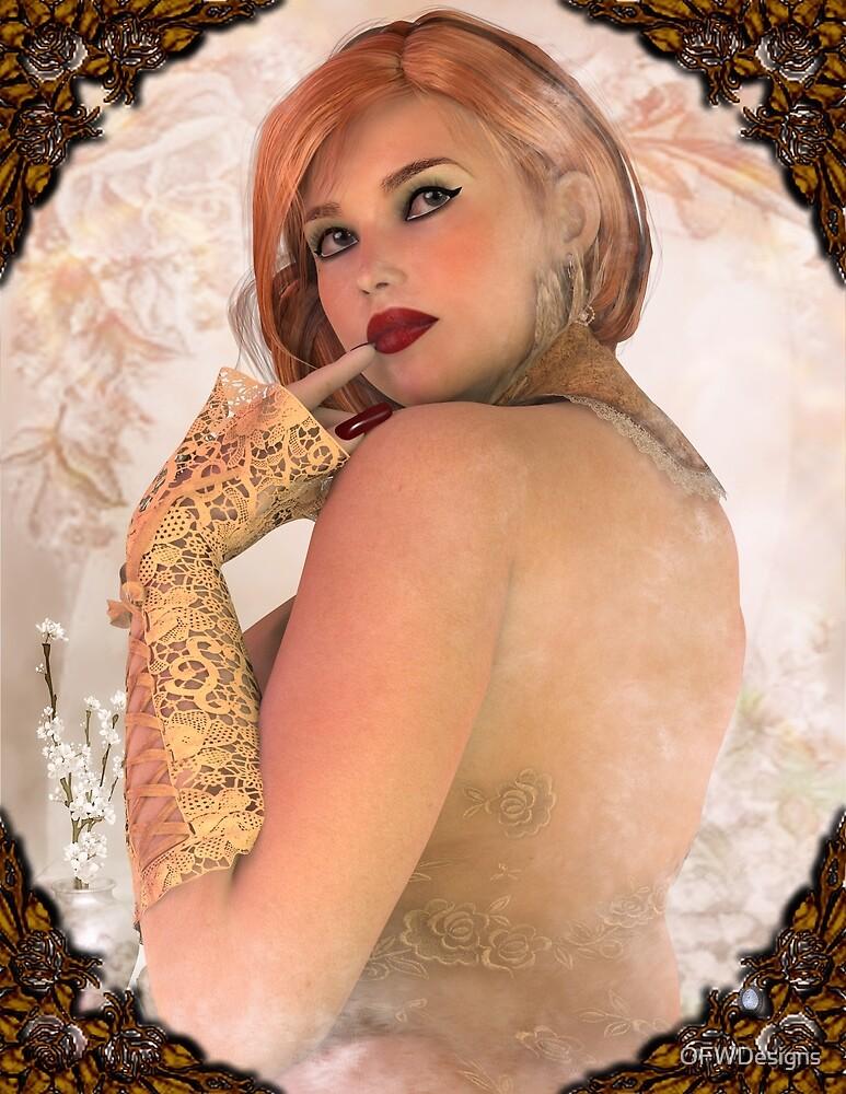 Golden Girl by OFWDesigns