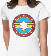 Jewish Woman (White Star) T-Shirt