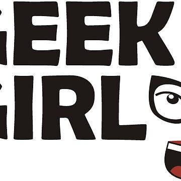 Geek Girl by QueenHare