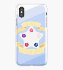 Crystal Gems - Blue iPhone Case/Skin