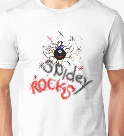 MvS-Spideyrocks T-Shirt