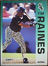 283 - Tim Raines by Foob's Baseball Cards