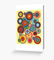 Kandinsky #3 Greeting Card