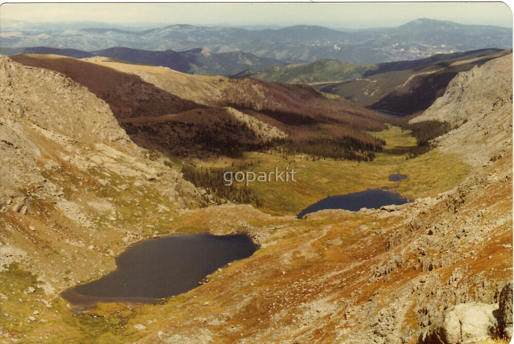 Lakes in a Valley by goparkit